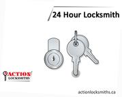 Action Locksmiths: The Efficient 24 Hour Locksmith Service Provider