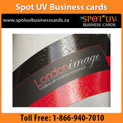 Spot UV Business Cards: Online Offer Shopping for Business Card Canada