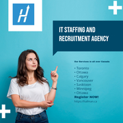 Recruitment and It Staffing Services in Winnipeg